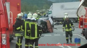 Unfall S 255