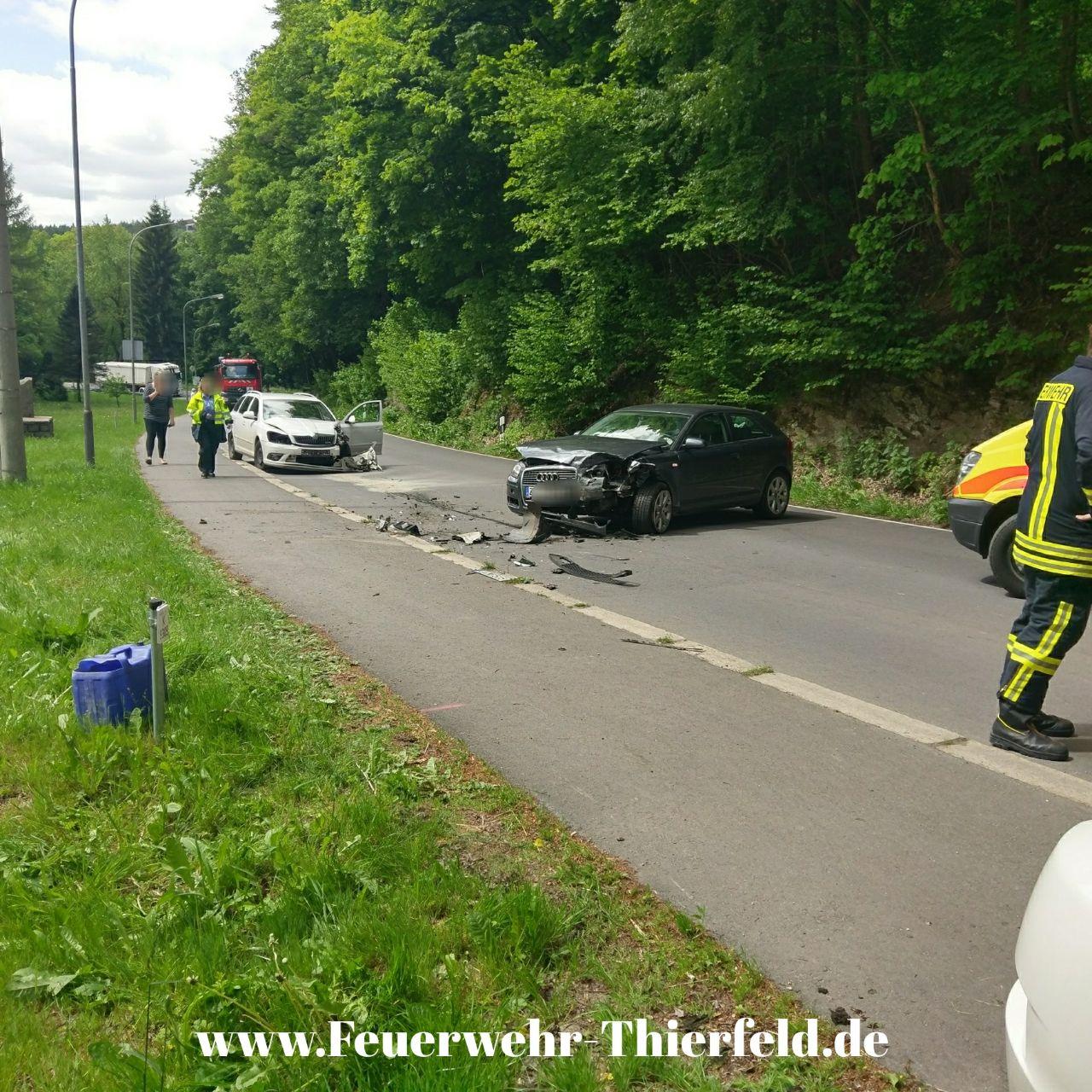 Einsatz 9: Verkehrsunfall