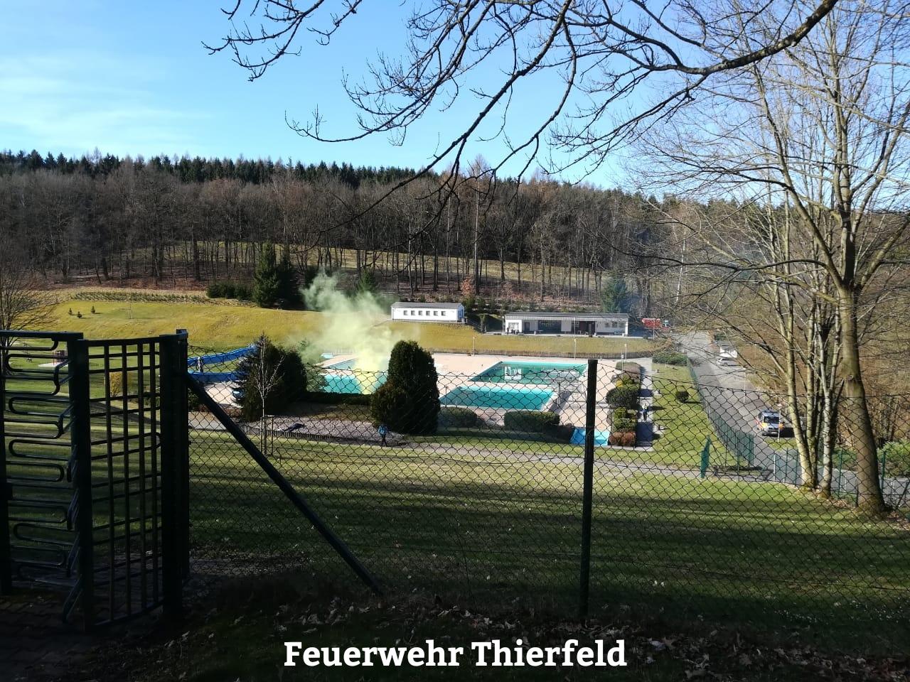 Einsatz 8: Chlorgasaustritt Freibad Hartenstein