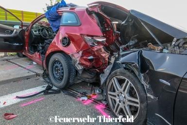 Einsatz 19: TMR1 – Unfall A72 Richtung Zwickau