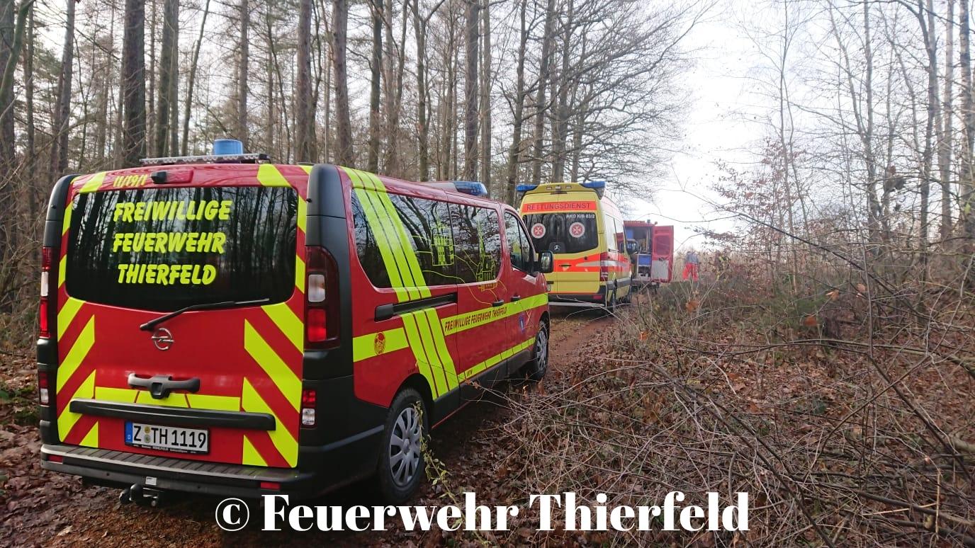 Einsatz 41: TMR1 – Unterstützung Rettungsdienst