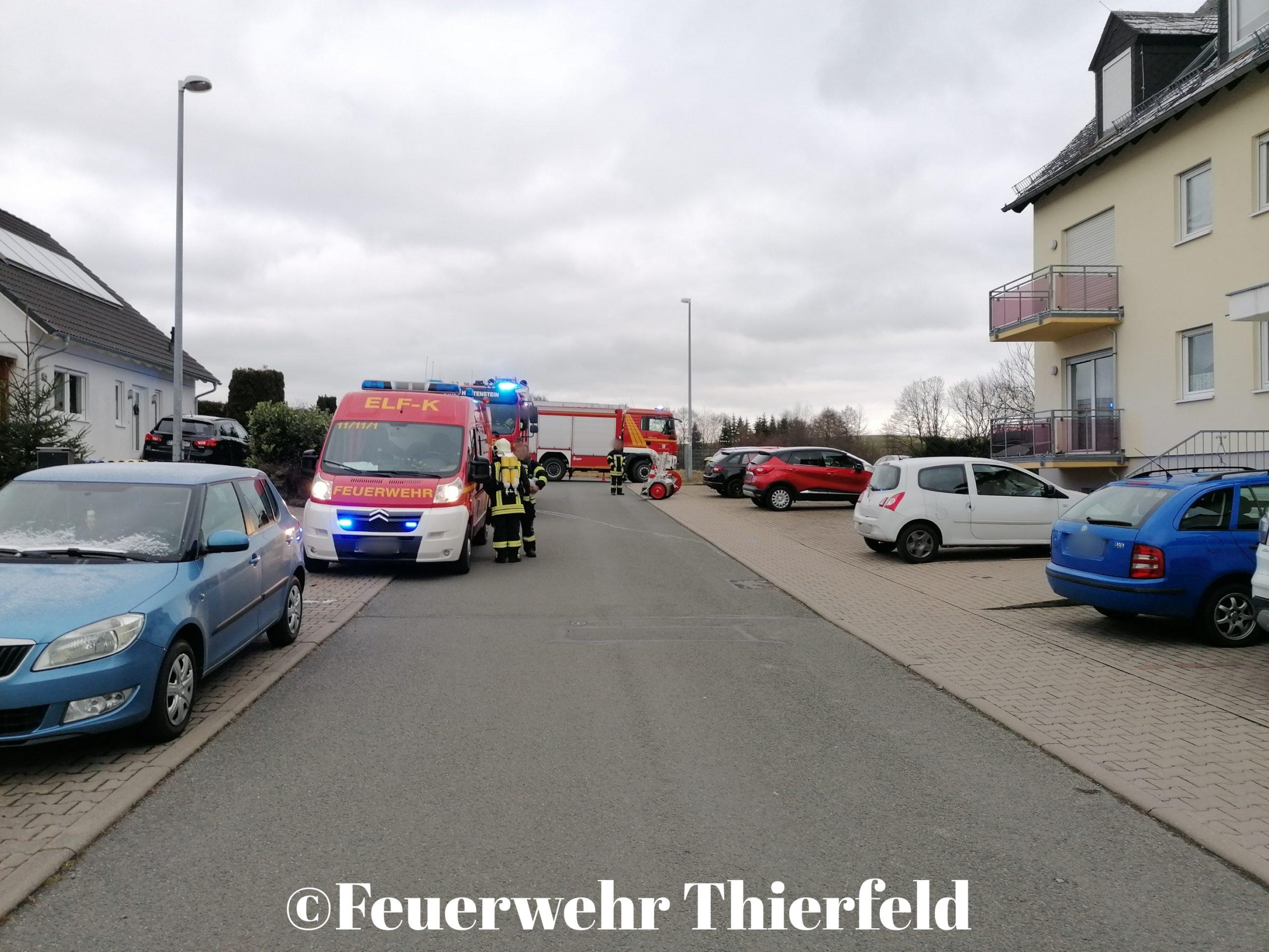 Einsatz 42: BR2 – Auslösung eines Rauchmelders in einer Wohnung im Ortsteil Hartenstein
