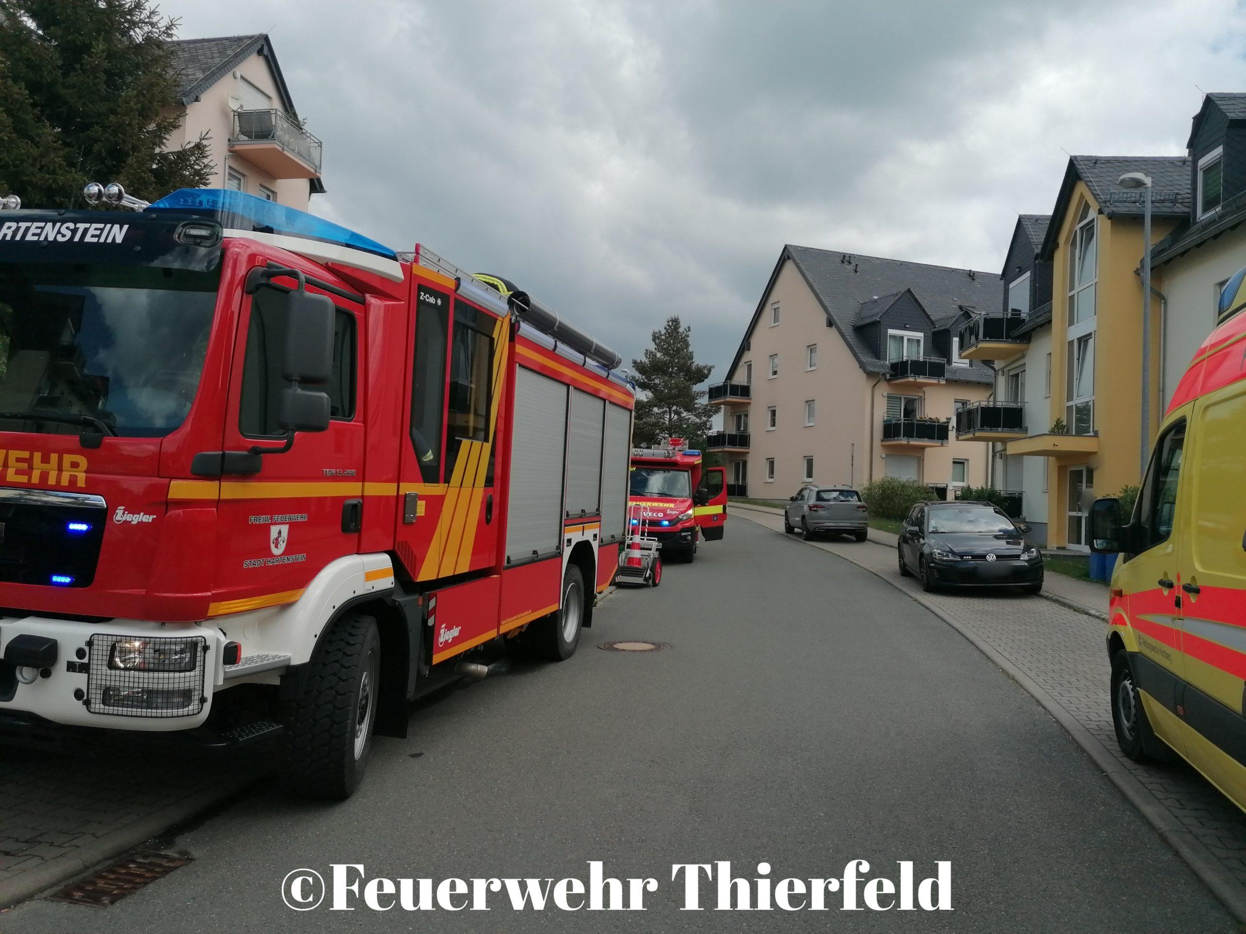 Einsatz 8: THL1 – Bergung / Unterstützung Rettungsdienst